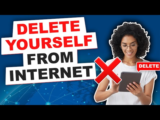 How to Remove Personal information from internet with Delete me