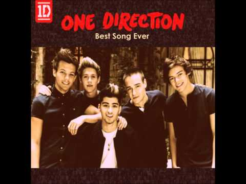 ONE DIRECTION-BEST SONG EVER PREVIEW