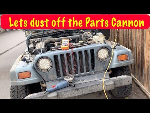 DIY Jeep Wrangler Crank No Start Troubleshooting