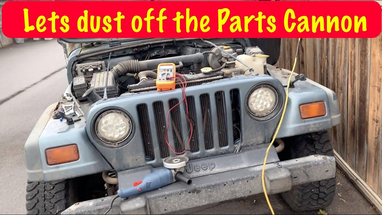 Diy Jeep Wrangler Crank No Start Troubleshooting Youtube