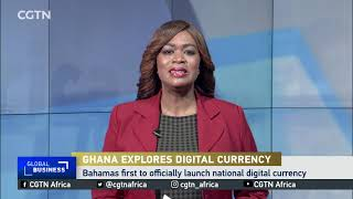 Ghana's 1st digital currency ready for piloting in September