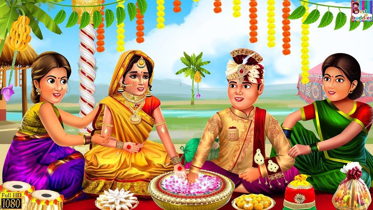 गरीब बेटी की शादी पार्ट -2 | Hindi Kahani | Moral Stories | Bedtime Stories | Hindi Kahaniya| Kahani