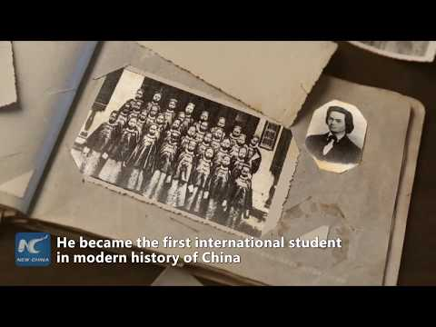 China Album: History of Chinese people studying abroad