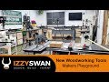 New Woodworking Tools for The Shop | Makers Playground