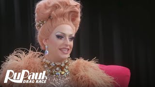 The Pit Stop: The Snatch Game of Love ft. Laganja Estranja | RuPaul's Drag Race All Stars 4