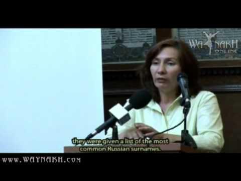 """Seminar: """"Human Rights Violations in Chechnya"""""""
