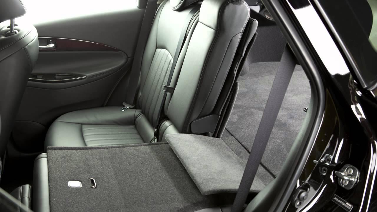 2015 Infiniti Qx50 Seat Adjustments Youtube