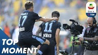 Correa Last Minute Goal Against Parma | Parma 0-2 Lazio | Serie A