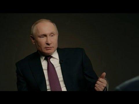 Владимир Путин рассказал