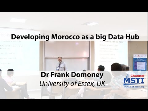 i-Week15 : Commercialising Morocco as a Spark Big Data Hub, by Frank