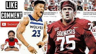 How Oklahoma Football Is Like Jimmy Butler & OKC Thunder Primer
