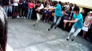 Level Impact - Apresentação escola Carlos Gomes [ Free Step ]