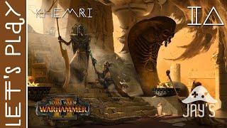 [FR] TWW 2 - Mortal Empires - Épisode 23 - Les Rois des Tombes de Khemri