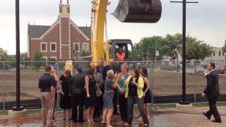 Ice Bucket Challenge - Raymond James Holland, Mi