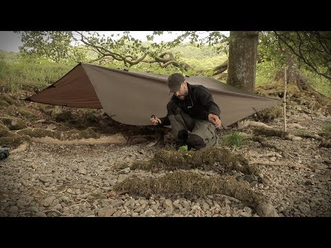 5 Day Canoe & Camping Trip - Bushcraft, Shelter & Paddle Skills | A Spring Adventure