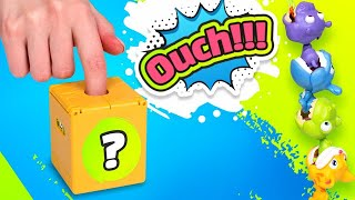 Download Put Your Finger Inside a Little Big Bite Box and an Adorable Critter Will Bite You Back! Mp3 and Videos