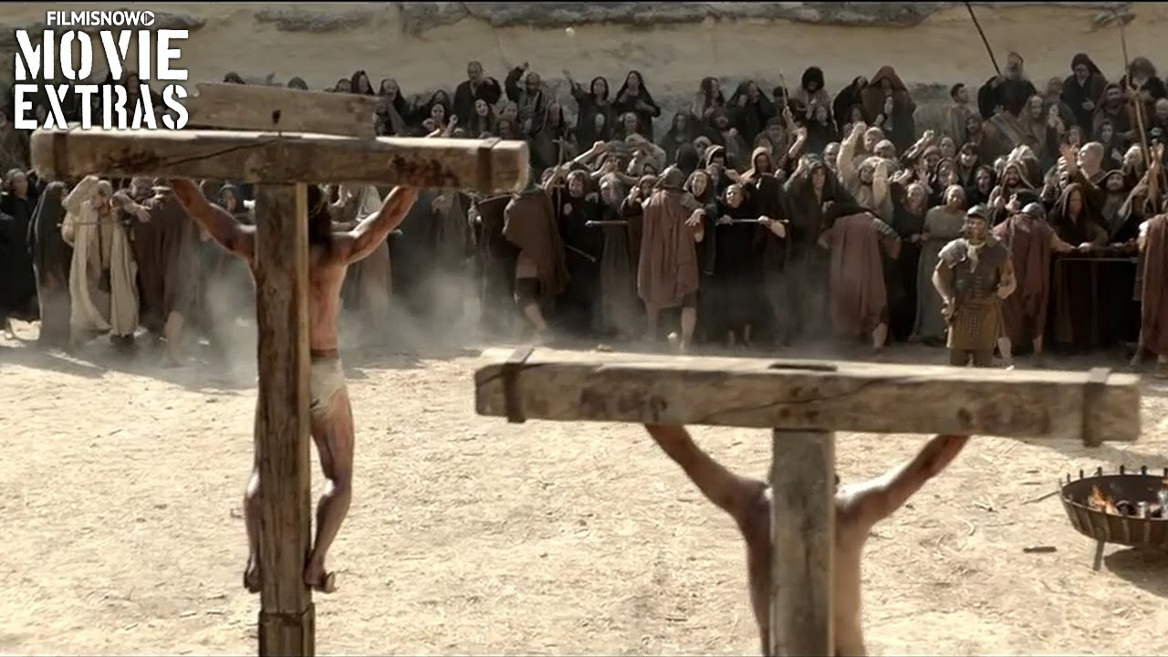 Pics For > The Passion Of The Christ Crucifixion Scene