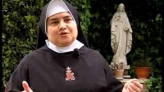 La vida en un convento de monjas que rezan día y noche por el Papa