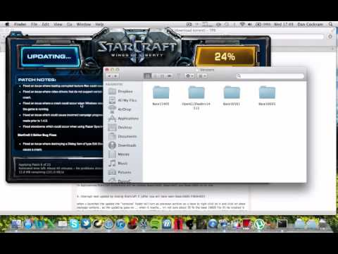 How to Get Starcraft 2 on Mac OS X Lion