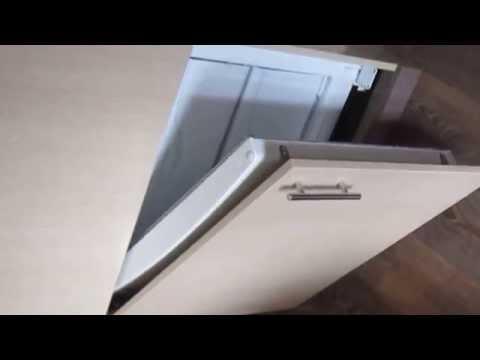 Габариты шкафа для встраиваемого холодильника