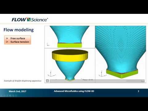 Advanced Microfluidic Flow Modeling