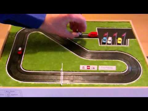 World's smallest Race Track