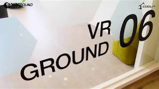 VR 어디까지 즐겨봤니뛰고 달리는 트레드밀 VR 카페 E VR GROUND