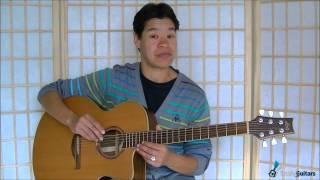 Iris - Guitar Lesson Preview
