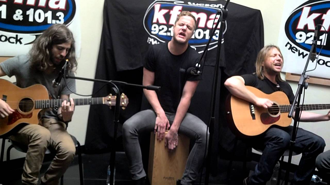 Imagine Dragons - Hear Me (Acoustic) - YouTube