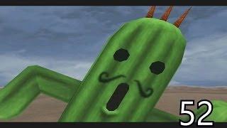 Final Fantasy VIII Walkthrough Part 52 - Jumbo Cactuar Boss Battle HD