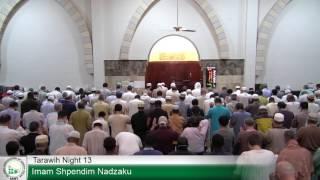 Tarawih Night 13: Surah 18 Al-Kahf (The Cave) Ayah 83 - Surah 20 Taha Ayah 135