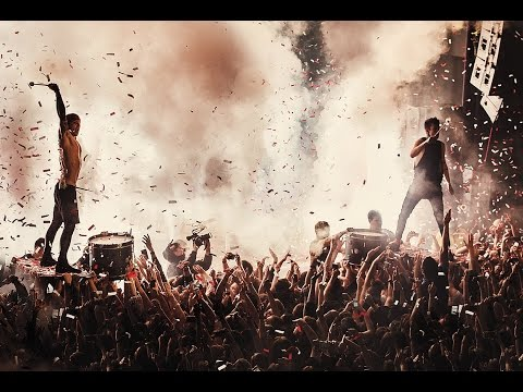 Twenty One Pilots Car Radio & Trees Lollapalooza Brazil 2017 HD