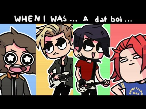 my chemical romance ANIMATION