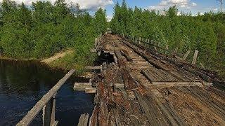 BAM Road - 1200km off-road through Siberia in a Toyota Landcruiser