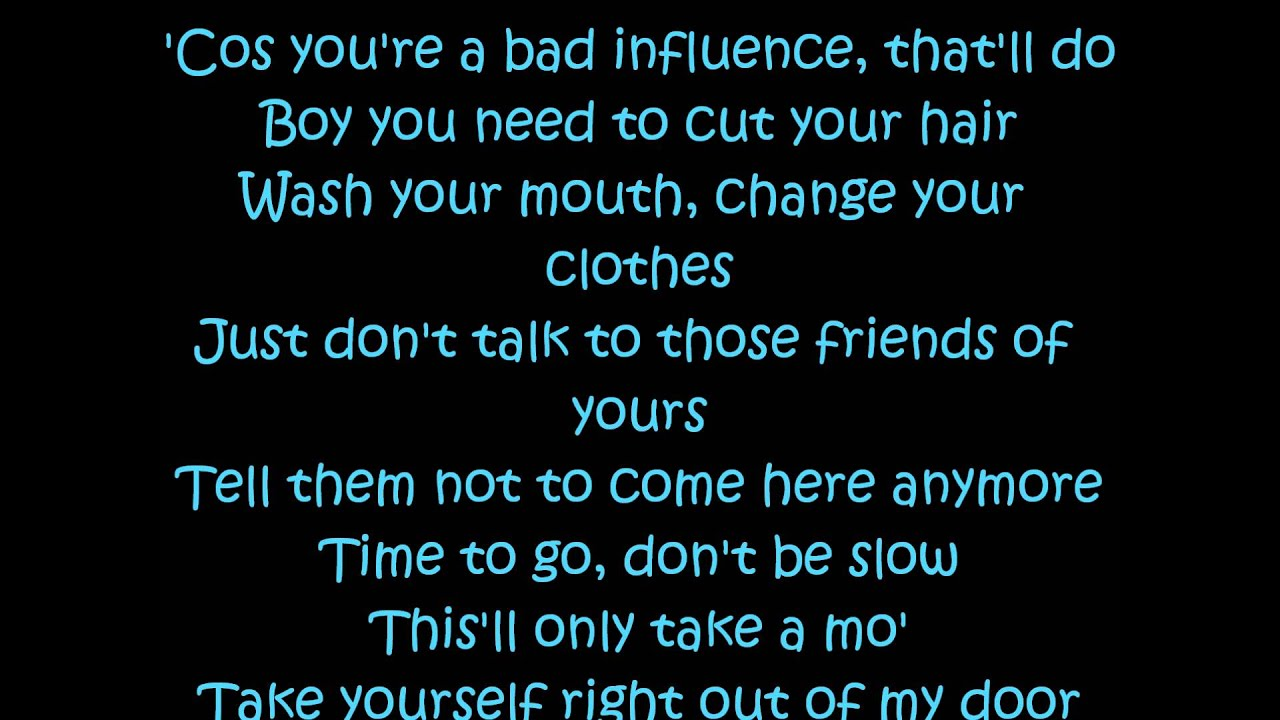 You need to cut your hair - Ed Sheeran Lyrics - YouTube