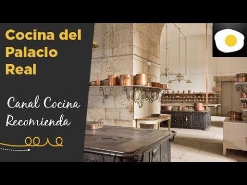 Entramos en la cocina del palacio real de madrid canal for Chema de isidro canal cocina