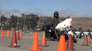 Police Motorcycles: Harley-Davidson