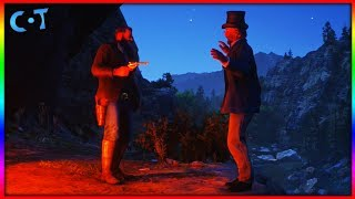 Red Dead Redemption 2 - Dragging Fake Doctor To Jail (Funny Bounty Hunter Mission)