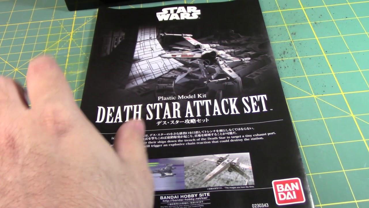 *ForceBuilders* Death Star Attack Set - Part 1