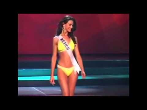 Miss Universe 2008 Elisa Nájera