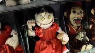 Follow Me Around Spirit Halloween Vlog #71