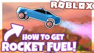How to get ROCKET FUEL | Roblox Jailbreak
