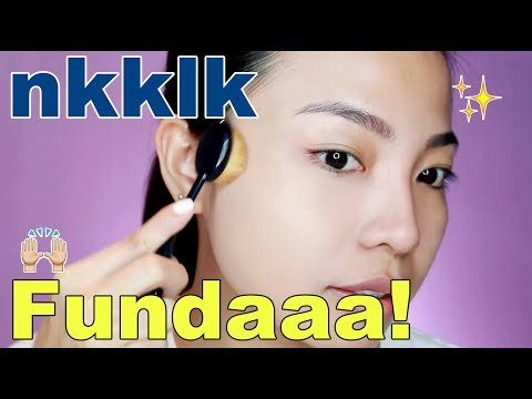 HEAVY Duty Foundation TESTED!! (Pang TAGO ng BLEMISHES)
