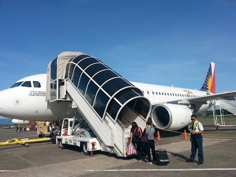 Puerto Princesa Airport Palawan Philippines | Departure |
