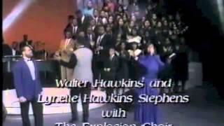 Walter & Edwin Hawkins Family