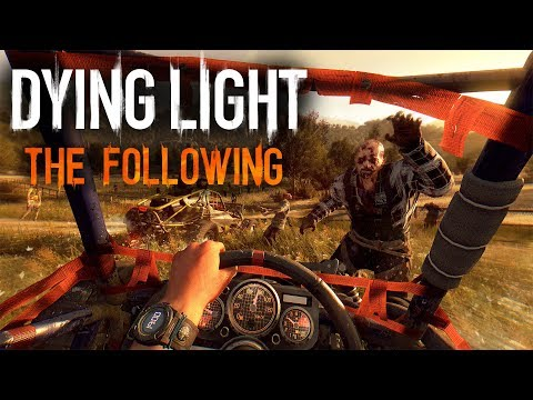 DYING LIGHT THE FOLLOWING #03 - Bancando o Carteiro do APOCALYPSE (CO-OP PT-BR)