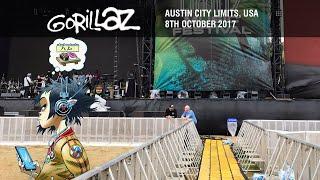 Gorillaz - Austin City Limits 2017 (First Week) [Full Show]