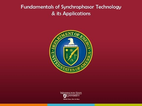 synchrophasor technology in electrical system Synchrophasor technology and its advantage over profkiran kumar jain control and electrical power system analysis for system wide application and.