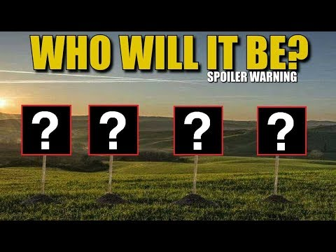 The Walking Dead Season 9 Whisperer Pike Predictions News & Theory - Who Will It Be?