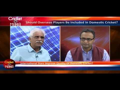 Should Overseas Players Be Included In Indian Domestic Cricket? || Boom Live